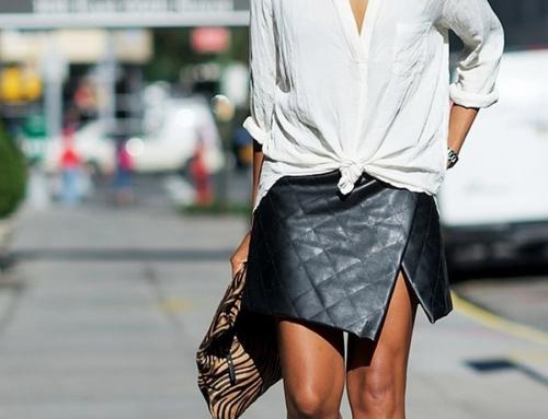 Inspirasi Fashion: Gaya Tie-Up Shirt dengan Pilihan Tampilan Berbeda