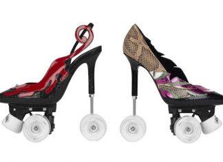 heels beroda wheels saint laurent
