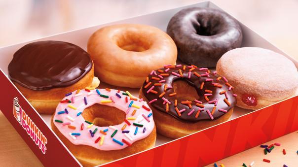 dunkin' donuts ganti nama