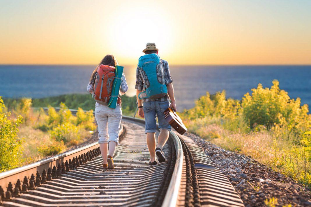 akun instagram couple traveling