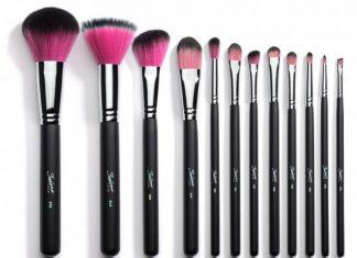 alternatif pembersih kuas makeup