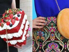 tas berbentuk makanan