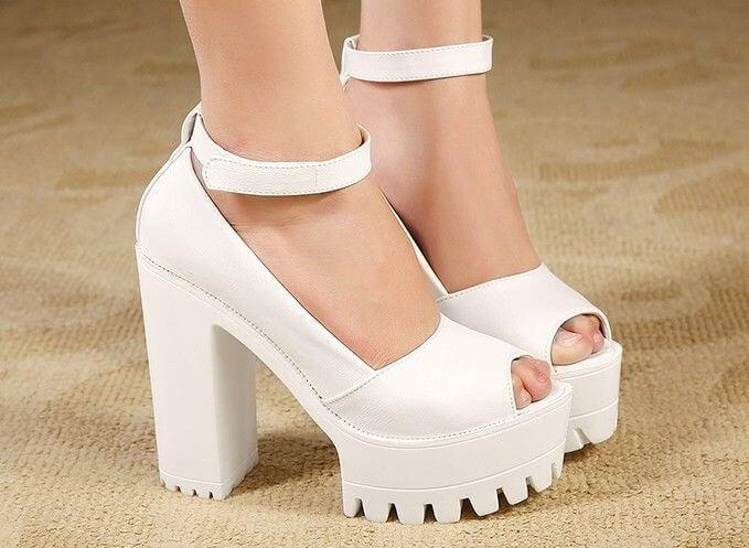 kai sakit saat pakai high heels