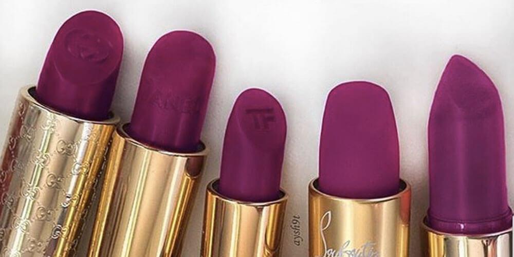 warna lipstik untuk kulit sawo matang