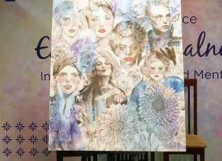 Embracing Realness Melalui Karya Seni: Bamed Skin Care x Monica Hapsari