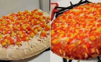 Viral Candy Corn Pizza di Twitter, Reaksi Netizen Tak Terduga