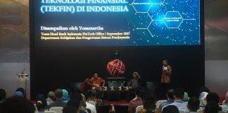 Ngomongin Pengembangan Fintech di Indonesia Bersama Bapak Rudiantara