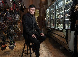 Desainer Rinaldy Yunardi Lagi-lagi Cetak Prestasi di Kancah Internasional