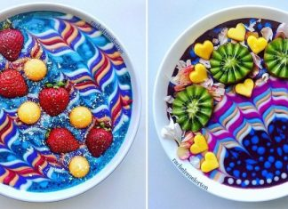 rachel lorton smoothie bowl