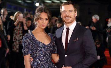 Another Hollywood Couple: Michael Fassbender dan Alicia Vikander Resmi Menjadi Suami Istri!