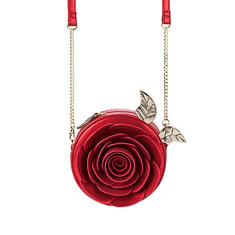 enchanted rose purse