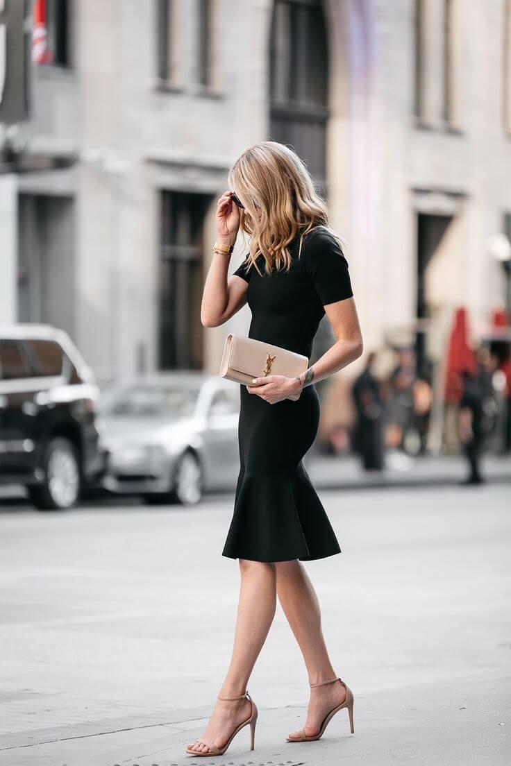 5 Tips Padu Padan Cerdas Saat Gunakan Black Dress Meramuda