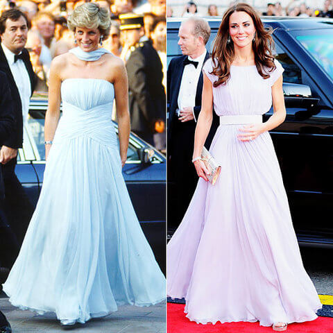 lady diana kate middleton
