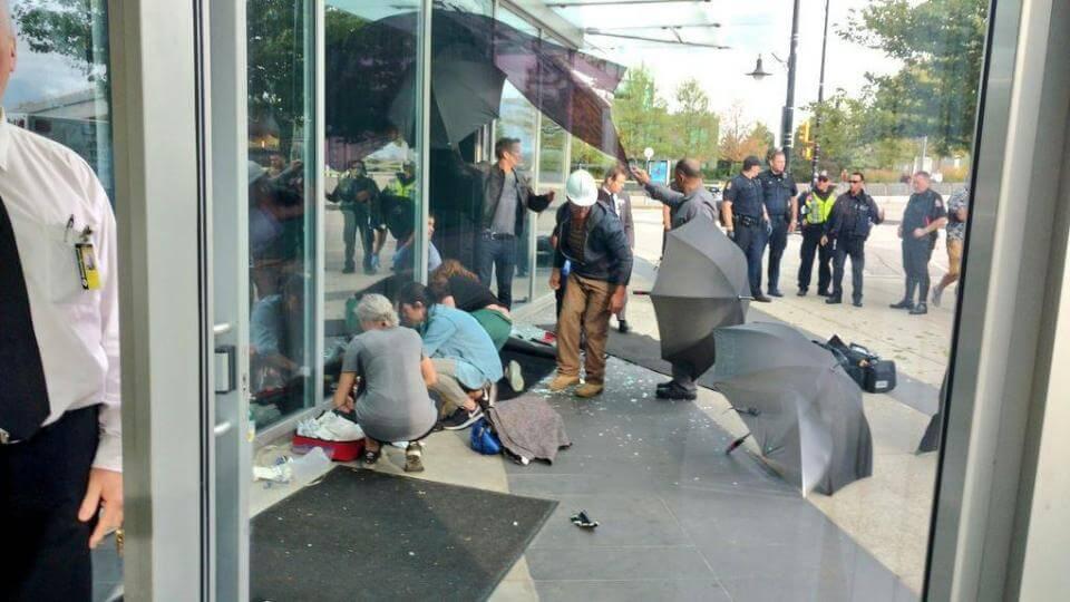 stuntwoman deadpool 2 kecelakaan tewas