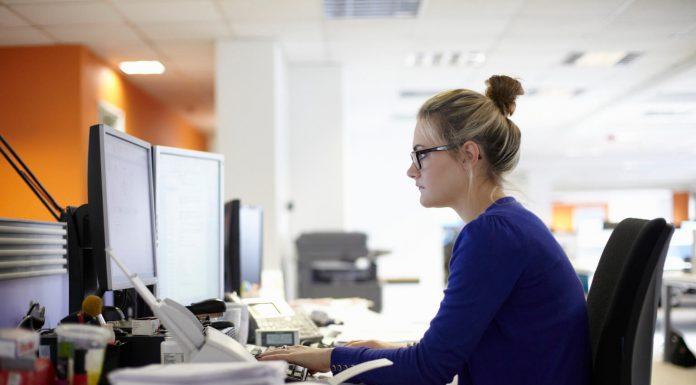 anti gemuk seharian duduk di kantor