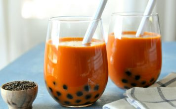 resep thai tea