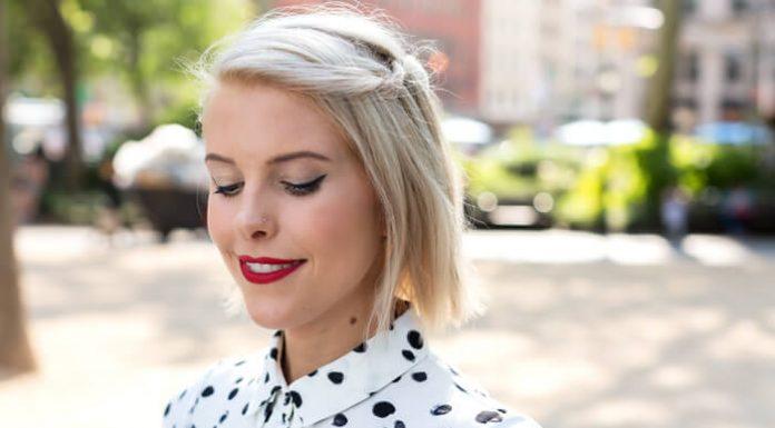 tutorial kepang untuk rambut pendek