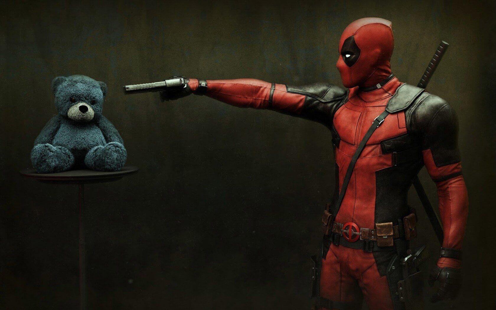 Image result for deadpool 2 Bukan Superhero