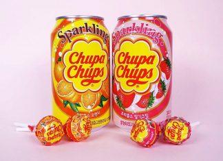 chupa chups minuman bersoda soda korea selatan