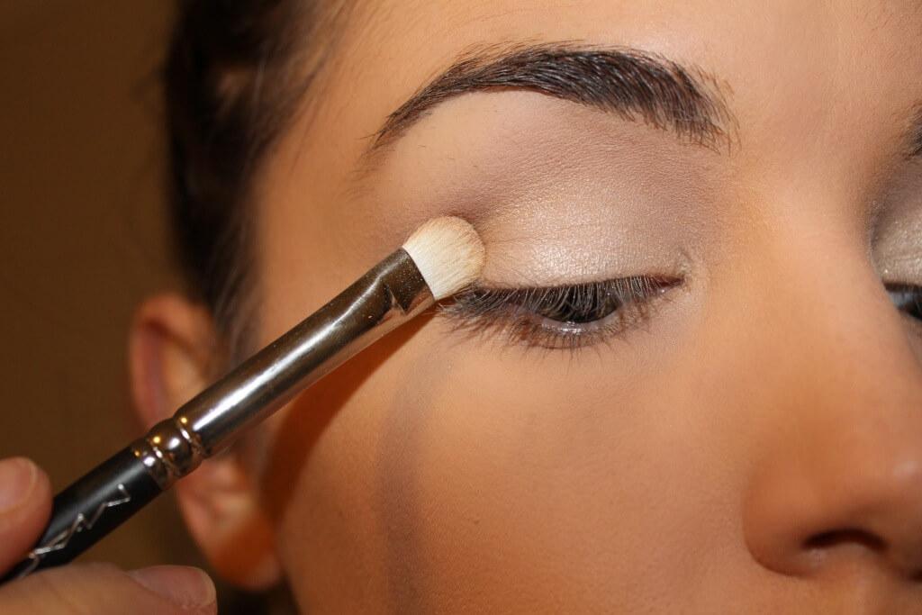 kuas makeup untuk pemula