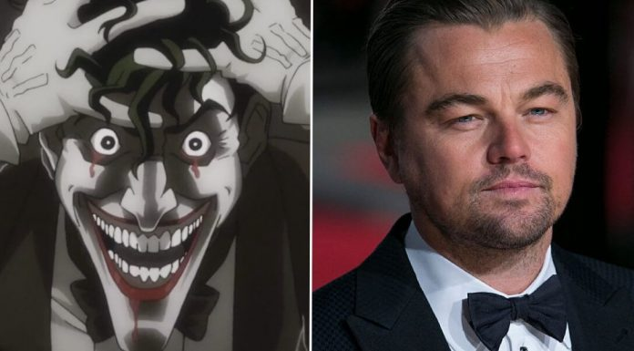 leonardo dicaprio the joker martin scorsese
