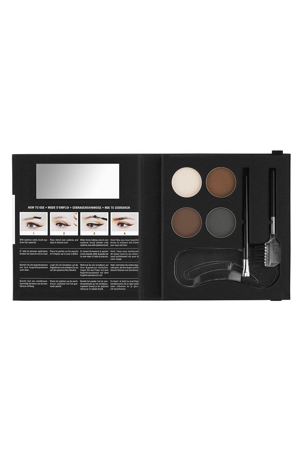 9 Rekomendasi Eyebrow Kit nyx
