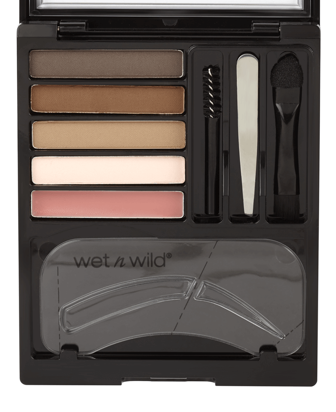 9 Rekomendasi Eyebrow Kit wet and wild