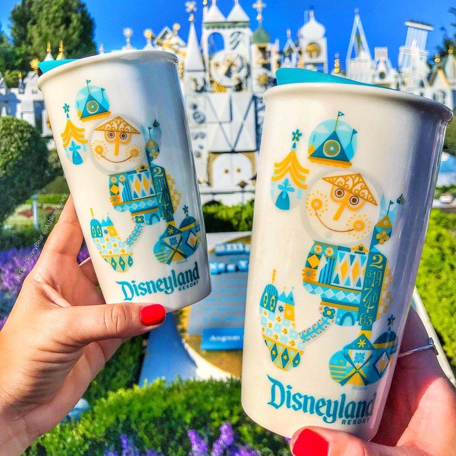 Mupeng Disney Dan Starbucks Berkolaborasi Buat Travel Mug