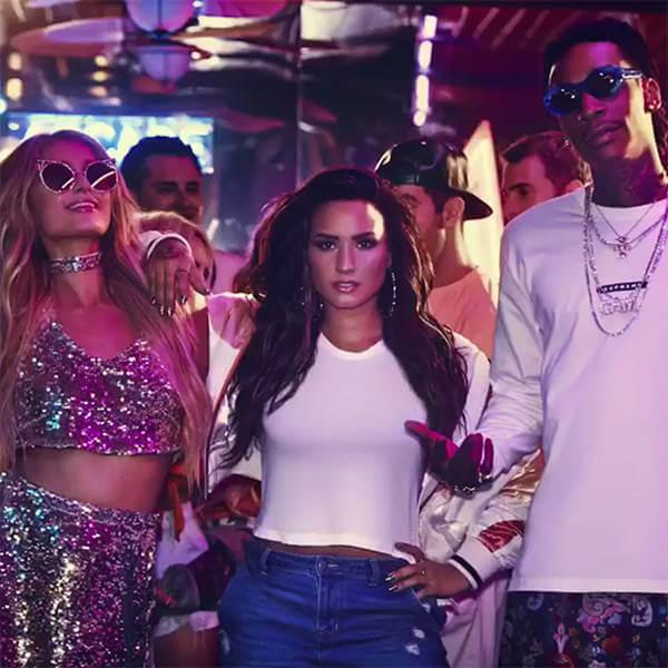 Lagu 'Sorry Not Sorry' Demi Lovato Didedikasikan untuk Para Tukang Bully-a