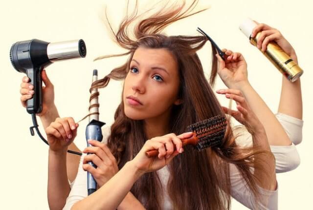 Tips Perawatan Untuk Rambut Rusak