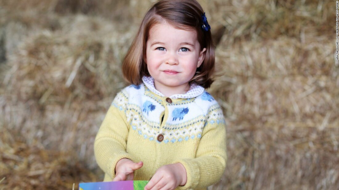 kate middleton pangeran william anak ketiga putri charlotte