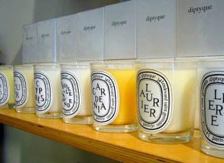bersihkan wadah bekas lilin aromaterapi serbaguna