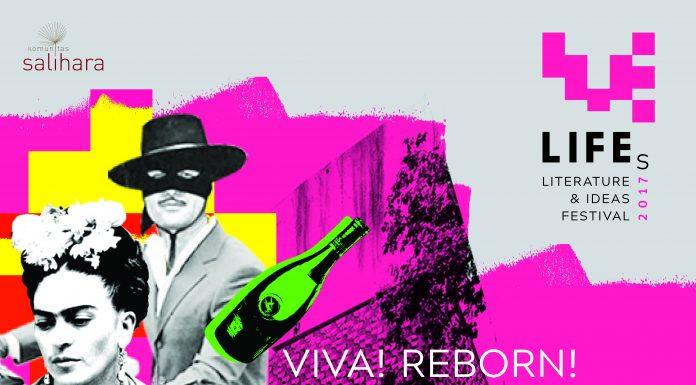 Literature and Ideas Festival 2017 Bertema 'Membawa Amerika Latin: VIVA! REBORN!' lifes 2017