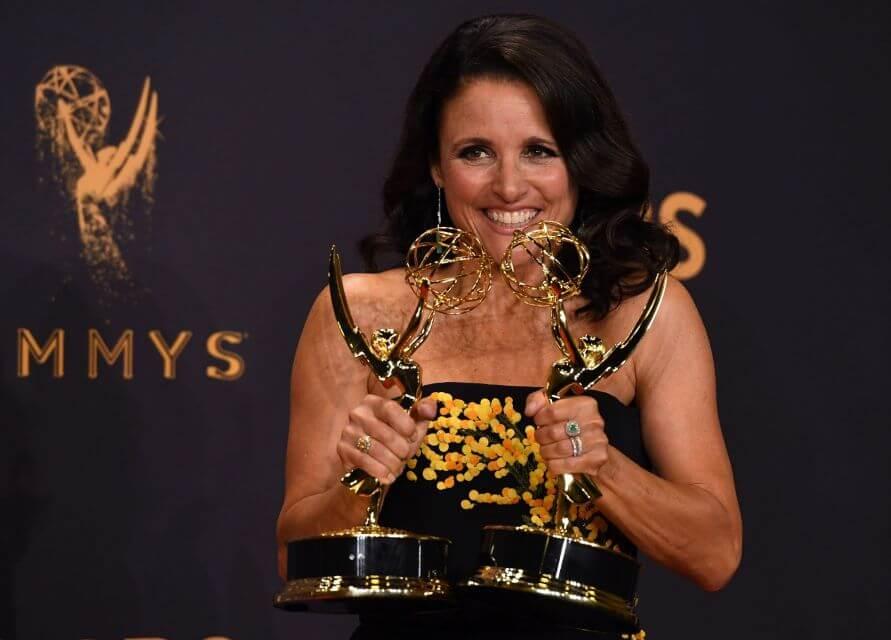 Julia Louis-Dreyfus Cetak Rekor di Emmy Awards 2017