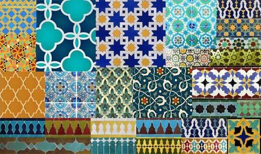 moroccan nail art