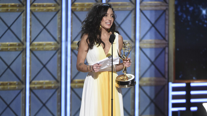 Julia Louis-Dreyfus Cetak Rekor di Emmy Awards 2017 reed morano