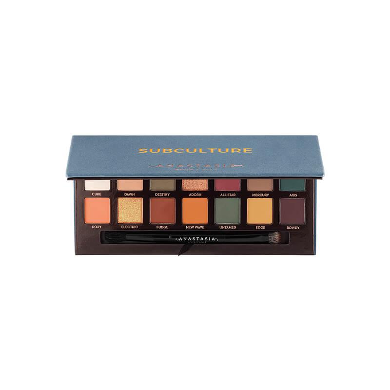 10 Palet Eyeshadow yang Populer di Musim Gugur