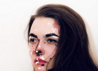 Pixel Makeup Ini Bisa Jadi Inspirasi Halloween Kamu, Ladies!