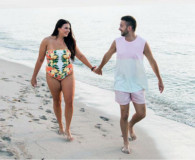 Studi: Pria yang Menikahi Wanita Gemuk 10 Kali Lebih Bahagia