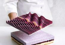 Galeri: Geometrical Cakes Hasil Karya Arsitek Beralih Profesi Menjadi Baker?