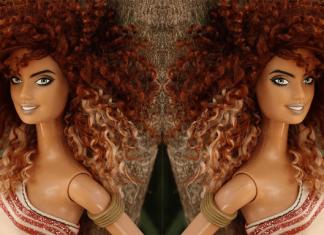 Rafinha Silva: Seniman yang Memodifikasi Rambut Para Barbie HIngga Terlihat Realistis!