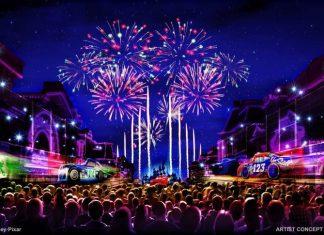 Disneyland Bersiap Launching Pixar Fest di Tahun 2018