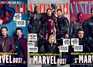 Akhirnya! Trailer Pertama 'Avengers: Infinity War' Dirilis