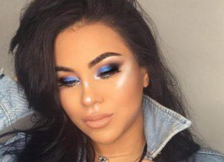 Super Keren! Wanita Cantik Ini Bikin Tutorial Makeup dengan Bahasa Isyarat