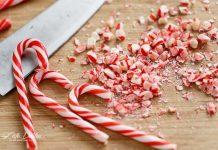 Semarakkan Natal dan Tahun Baru dengan Tren Candy Cane Eyeliner