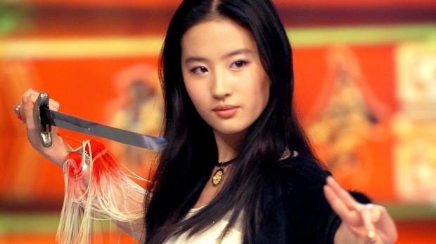 Liu Yifei Terpilih Sebagai Mulan versi Live-Action