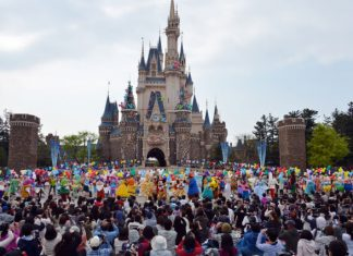 Asyik! Theme Park Disney di Jepang Bertambah Satu Lagi