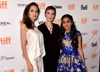 Angelina Jolie Jadi Produser Film Animasi 'The Breadwinner'