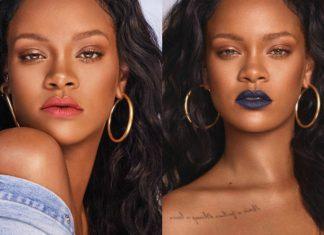 Mattemoiselle: Seri Skinny Bullet Lipstick dari Fenty Beauty
