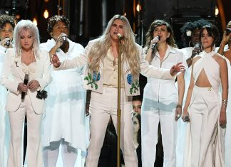 Momen Tak Terlupakan Pada Perhelatan Grammy Awards 2018-cover